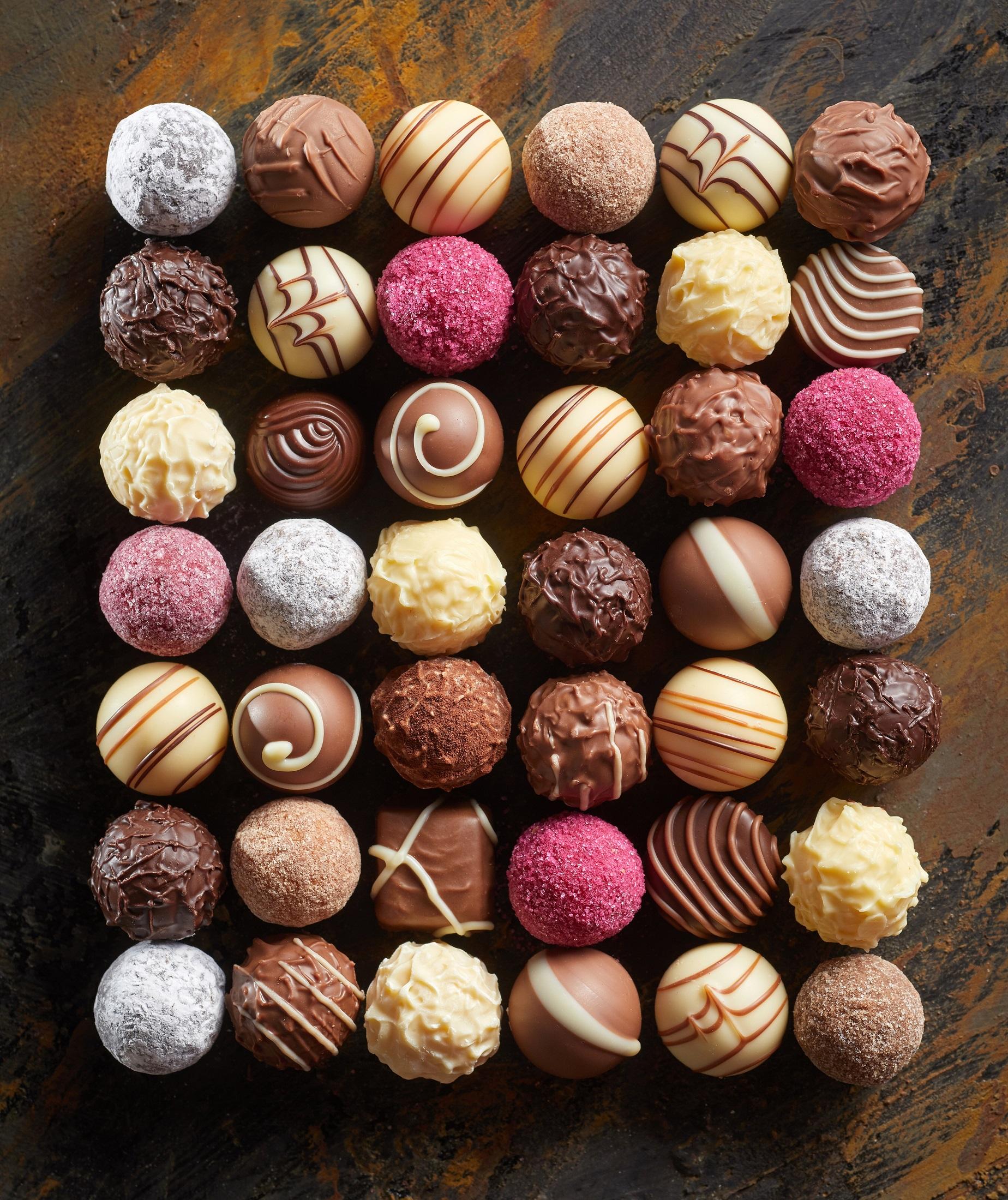Handgemachte Edelschokolade und Pralinen   Cafe Konditorei Wimmer