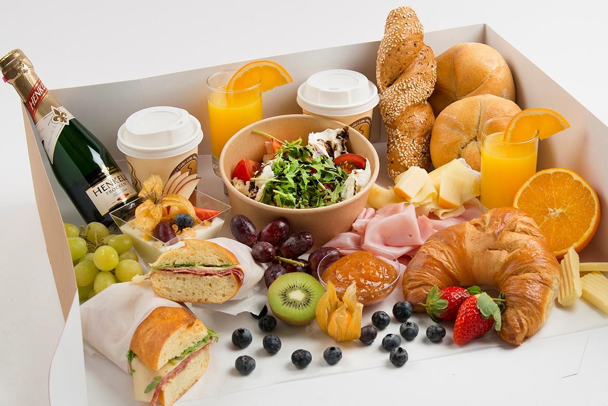 Gute-Laune-Brunch-Box | Cafe Konditorei Wimmer in Timelkam