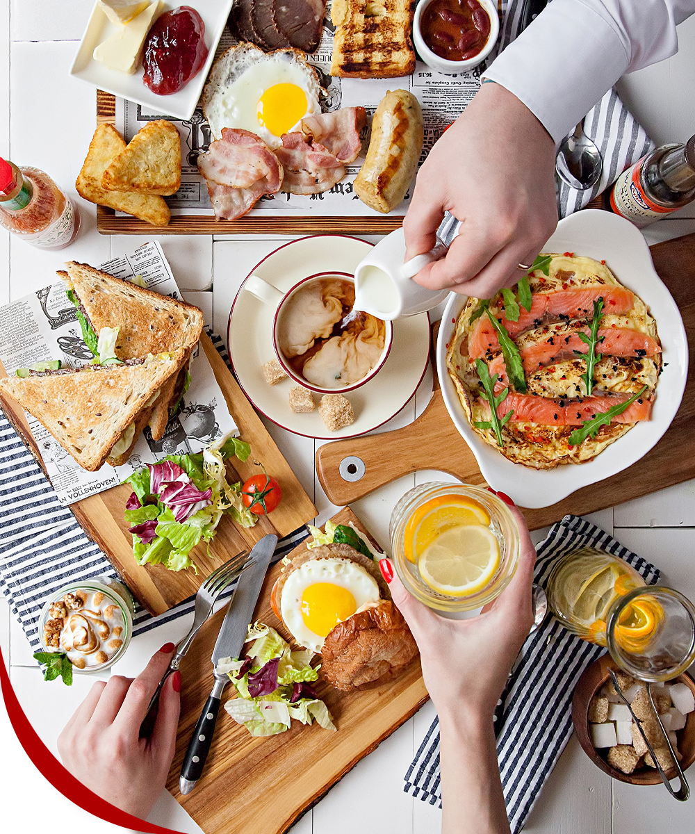 Frühstückskarte | Cafe Konditorei Wimmer in Timelkam